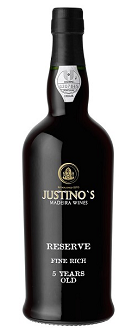 Justino's Madeira 5 Year Old Fine Rich Reserve
