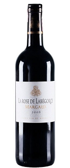 La Rose de Labegorce Margaux 2014