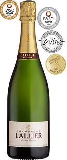 Lallier Champagne, Grand Cru Brut Reserve NV