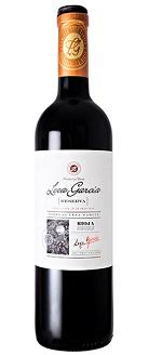 Leza García Rioja Reserva