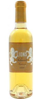 Lions de Suduiraut 2014 Sauternes