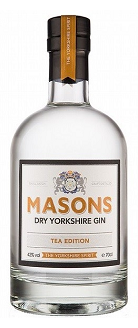 Masons Dry Yorkshire Gin - The Tea Edition