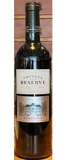 Bordeaux Private Reserve by Salin