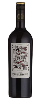 Showdown 'Man with the Ax' Cabernet