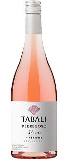 Tabali Pedregos0 Rose Pinot Noir