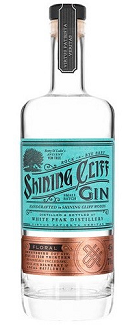 Shining Cliff Floral Gin White Peak Distillery