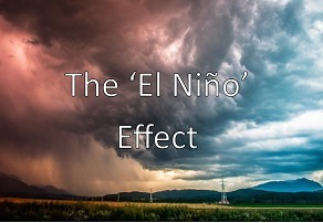The 'El Niño' Effect Image