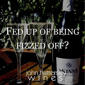 Fed up of being fizzed off? Image