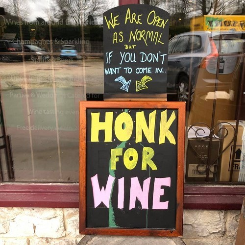 Honk For Plonk Image
