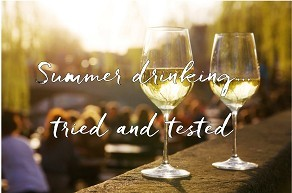 Wines for Summer... tried and tested!  Image