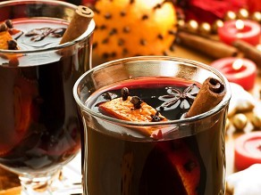 Mulled wine... so simple there is no need to cheat! Image