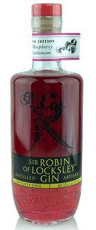 Sir Robin of Locksley Real Raspberry & Cardamom