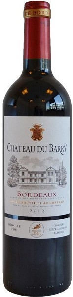 Chateau de Barry 2014